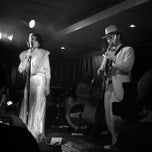 Photo taken at The McKittrick Hotel/Sleep No More by Ingrid S. on 1/4/2013