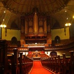 Photo taken at Fifth Avenue Presbyterian Church by I I. on 11/30/2012