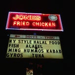 Photo taken at Jones Fried Chicken by Johnny L. on 11/3/2012