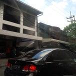 Photo taken at Jalan Kertajaya by Erik C. on 3/21/2014