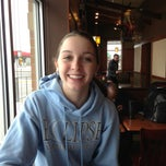 Photo taken at Caribou Coffee by Jeanne G. on 3/12/2013
