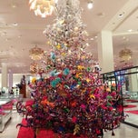 Photo taken at Neiman Marcus by Debra W. on 12/9/2012