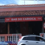 Photo taken at Bar do Carioca by Roberto S. on 1/7/2013