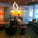 Photo taken at SpringHill Suites By Marriott by Portia W. on 10/19/2012