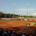 Photo taken at Rhoads Stadium by Will W. on 4/10/2013