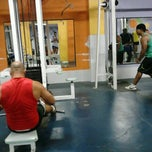 Photo taken at Fitness Club by Thaianne c. on 8/9/2013