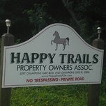 Photo taken at Happy Trails by Skip V. on 6/7/2013