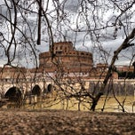 Photo taken at Giardini di Castel Sant'Angelo by M. A. on 3/20/2013
