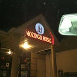 Photo taken at Mozingo Music by Jimmy F. on 10/25/2012