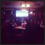 Photo taken at The Office Bar & Grill by Jim Bob S. on 4/11/2013