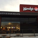 Photo taken at Wendy's by Andrew on 4/11/2014