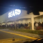 Photo taken at Sears by Adriana V. on 11/23/2012