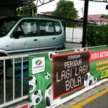 Photo taken at Perodua Service Jalan Genting Klang by Qasseh A. on 7/3/2014