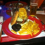 Photo taken at T.G.I. Friday's by Havas D. on 10/23/2012