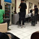 Photo taken at Firman Salon by guswin k. on 12/8/2012