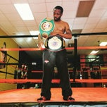 Photo taken at Shakehouse Boxing by Sammie M. on 4/28/2015