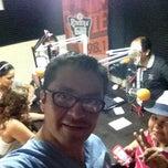 Photo taken at Riviera FM by Antonio R. on 7/25/2013