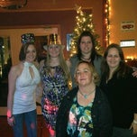 Photo taken at Krossroads Cafe & Tavern by Linda N. on 1/1/2013