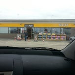 Photo taken at Shell Portland by Caby D. on 5/18/2013