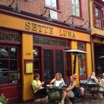 Photo taken at Sette Luna by Paulie G. on 6/3/2013