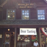 Photo taken at Meadow Run Mill And General Store by Bret A. on 9/1/2014