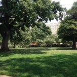 Photo taken at Kalorama Recreation Center & Park by Daniel C. on 6/30/2013