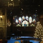 Photo taken at The Irish Repertory Theatre by Caitma T. on 12/29/2012