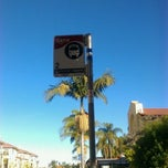 Photo taken at MTS Bus Stop Route 2 by Guadalupe R. on 12/23/2011