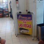 Photo taken at American Lion Trans. Bus Travel Agency by Dan C. on 9/28/2013