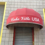 Photo taken at Cakeville USA by Mykal W. on 1/1/2013