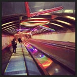 Photo taken at Exchange Place PATH Station by Steve F. on 1/6/2013