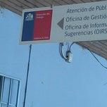 Photo taken at Inspeccion Del Trabajo by Osvaldo (KAKO) C. on 2/26/2013