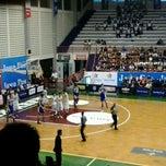 Photo taken at Sritex Arena by Azis Syaiful E. on 3/10/2013
