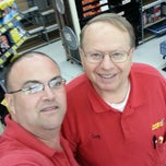 Photo taken at Advance Auto Parts by richie d. on 9/16/2013