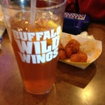 Photo taken at Buffalo Wild Wings by Chuck N. on 2/10/2013