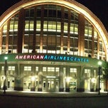 Photo taken at American Airlines Center by Dominique T. on 7/4/2013