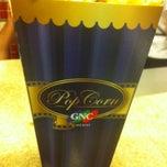 Photo taken at Pop Corn by Haroldo M. on 2/1/2013