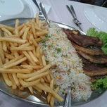 Photo taken at Restaurante e Pizzaria Dema Joe by Jorge T. on 5/5/2013