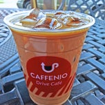 Photo taken at Caffenio Drive Café by Caffenio Drive Café on 4/9/2014