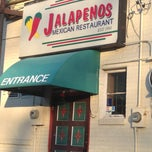 Photo taken at Jalapeno's Mexican Restaurant by Yasmeen L. on 1/15/2013