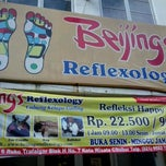 Photo taken at Beijing Reflexology by Repsy D. on 1/5/2013