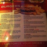 Photo taken at Red Robin Gourmet Burgers by Andy R. on 3/12/2013