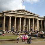 Photo taken at British Museum by Anthony W. on 6/27/2013