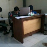 Photo taken at Gedung A - UNTIRTA by Maulina on 4/12/2013