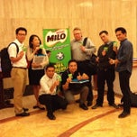 Photo taken at Grand Mutiara Ballroom Ritz Carlton by Big A. on 10/1/2013
