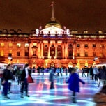 Photo taken at Somerset House by Johnson C. on 12/26/2012