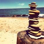 Photo taken at Presque Isle Beach 11 by Sean N. on 6/26/2014