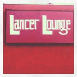 Photo taken at Lancer Lounge by Zach K. on 10/9/2012