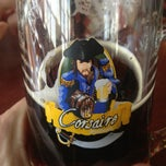 Photo taken at Corsaire Microbrasserie by Patrick S. on 3/30/2013