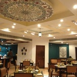 Photo taken at Jeeman - The Restaurant by Rakesh on 10/30/2012